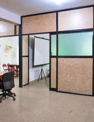 Share Studio Hall View